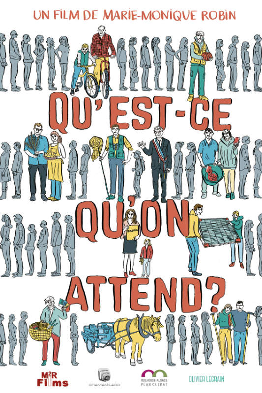 "Projection du film ""Qu'est-ce qu'on attend?"" @ Centre Culturel de Waremme"