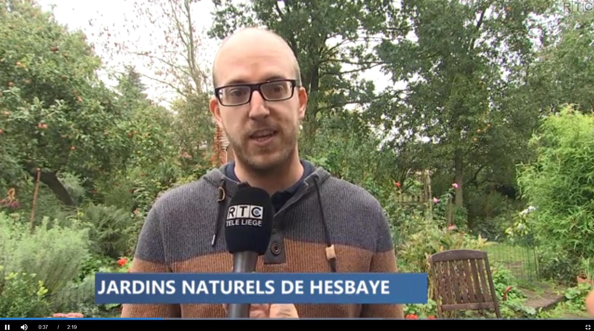 Reportage sur les jardins naturels