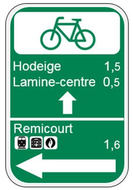 Découvrez le réseau cyclable de Remicourt