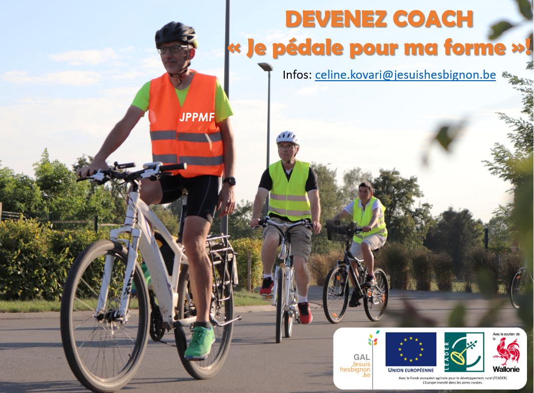 Devenez coach vélo!