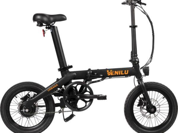Challenge vélo – Un vélo électrique Venilu à gagner!