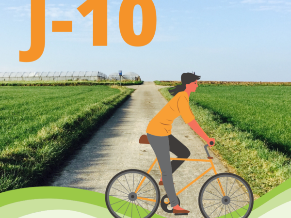 Challenge vélo J-10